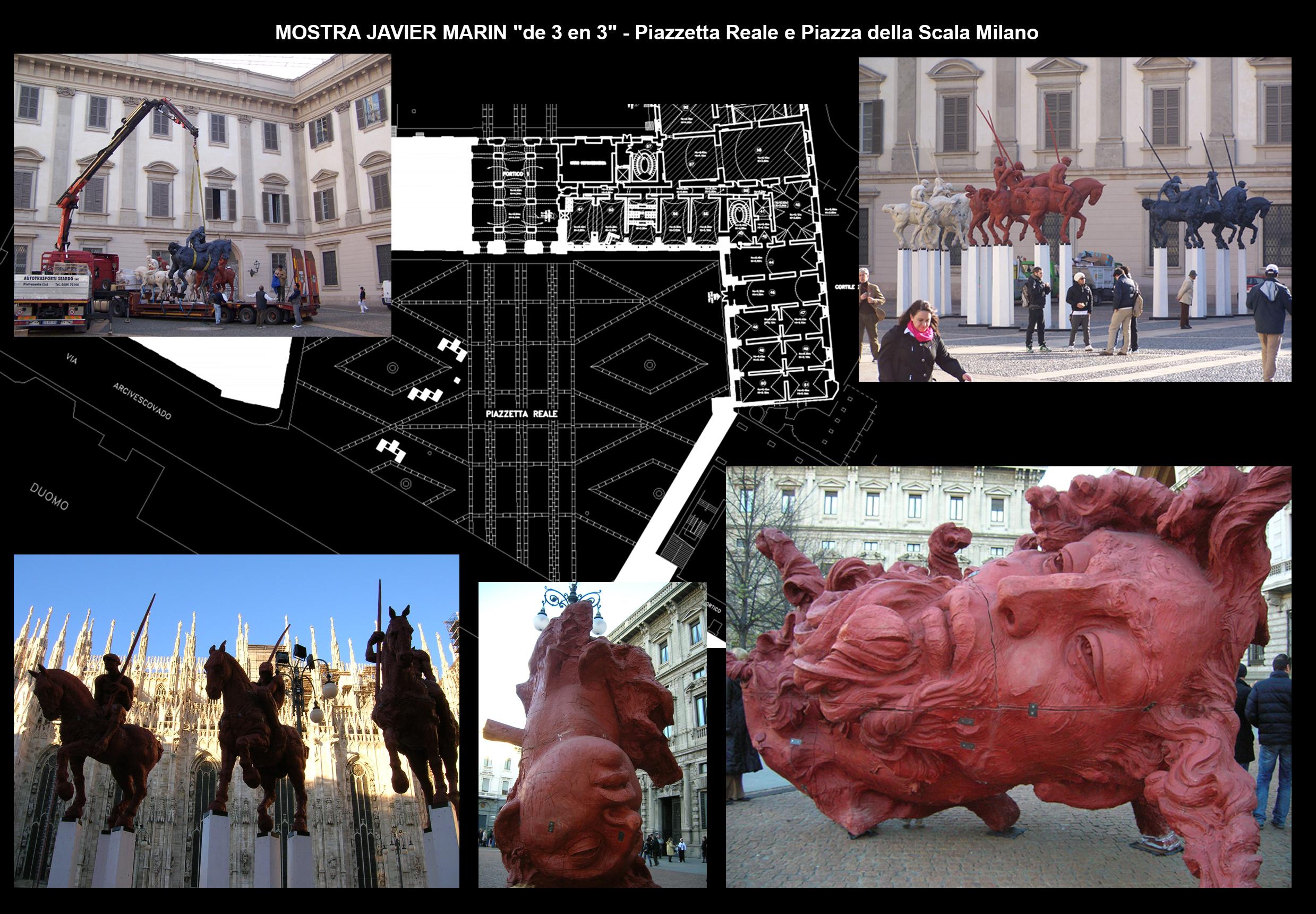 01_2008_MOSTRA-JAVIER-MARIN_Milano_PiazzatteRealeScala